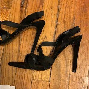 Zara Shoes - Zara black heels